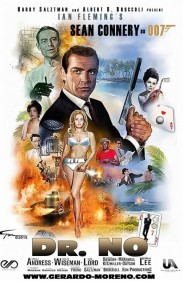 007 James Bond: Dr.No izle