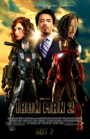 Demir Adam 2 Iron Man 2 izle