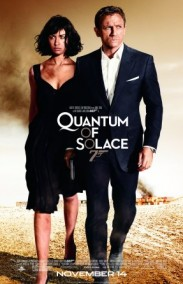 James Bond Quantum of Solace izle