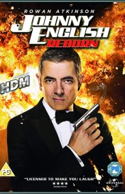 Johnny English'in Dönüşü izle