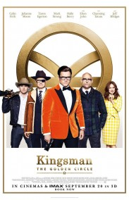 Kingsman: The Golden Circle izle