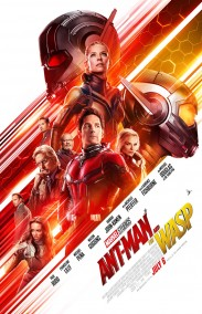 Ant-Man and the Wasp izle