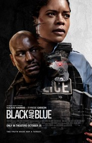 Black and Blue izle