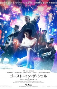 Ghost in the Shell izle