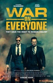 War on Everyone izle