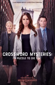The Crossword Mysteries: A Puzzle to Die For izle