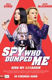 The Spy Who Dumped Me izle
