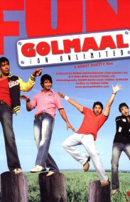 Golmaal: Fun Unlimited izle
