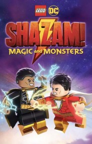 Lego DC: Shazam!: Magic and Monsters izle