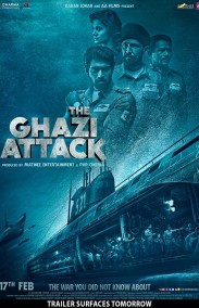 The Ghazi Attack izle