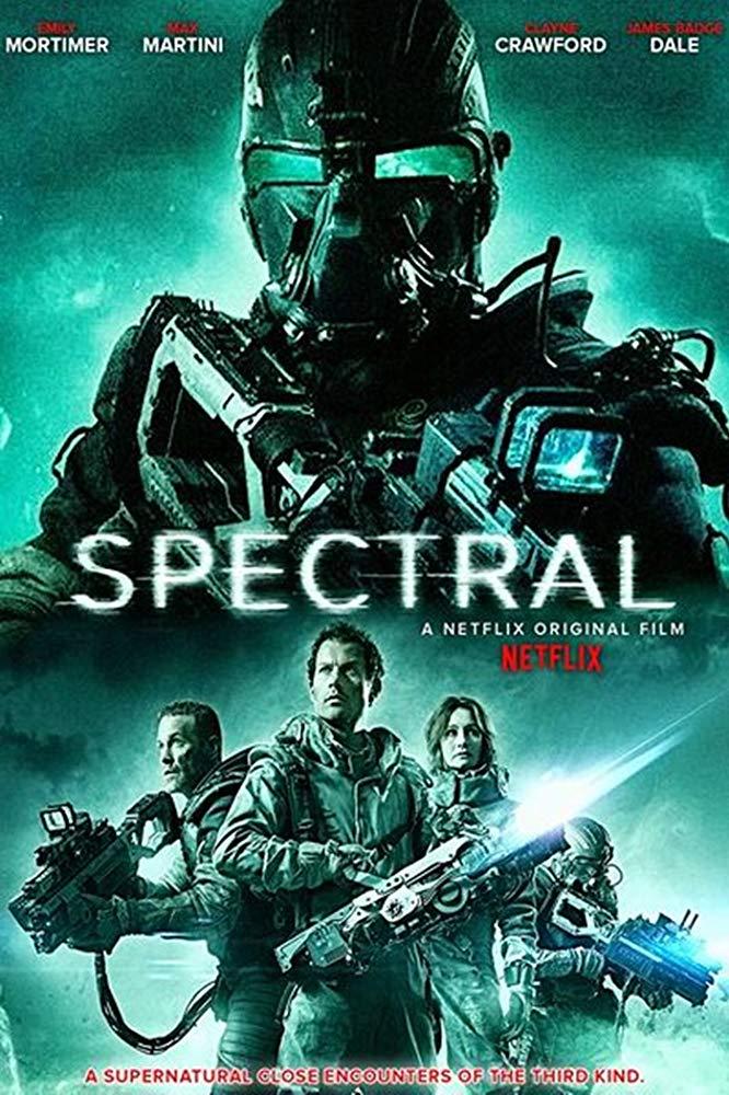 Spectral ile ilgili görsel sonucu